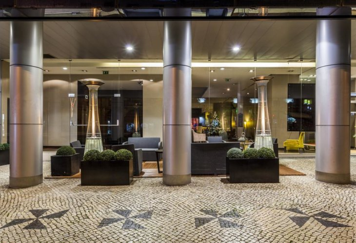 Czar Hotel, Lisbon